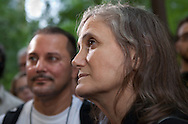 Amy Goodman at Occupy Wallstreet