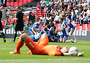 Bristol Rovers v Grimsby Town - Conf Prem Play-Off Final 17/05/2015