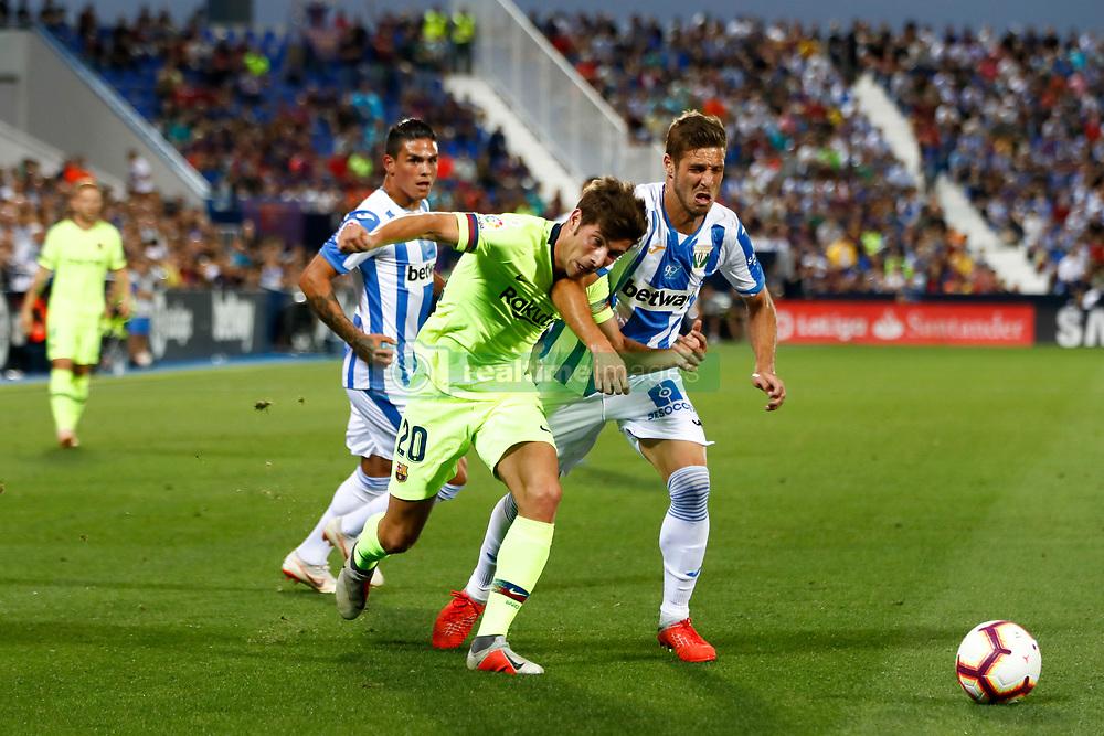 صور مباراة : ليغانيس - برشلونة 2-1 ( 26-09-2018 ) 20180926-zaa-a181-045