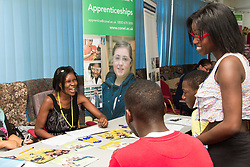 Jobs fair, London Borough of Haringey
