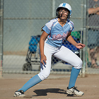 Saratoga vs Hillsdale CIF CCS Division ll Softball Semi Final