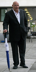 © Licensed to London News Pictures. 07/06/2012. London, UK. Former newspaper proprietor EDDIE SHAH leaving Westminster Magistrate`s Court on June 7, 2012 . The 68 year is charged with raping and abusing a young girl. Photo credit : Thomas Campean/LNP
