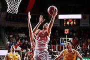 Ingus Jakovics<br /> Openjobmetis Varese - Carpegna Prosciutto Basket Pesaro<br /> Basket Serie A LBA 2019/2020<br /> Varese 15 December 2019<br /> Foto Mattia Ozbot / Ciamillo-Castoria