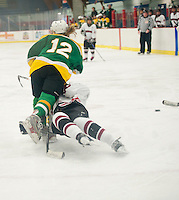 Girls Varsity Hockey Concord versus Bishop Guertin Saturday,  December 17, 2011.