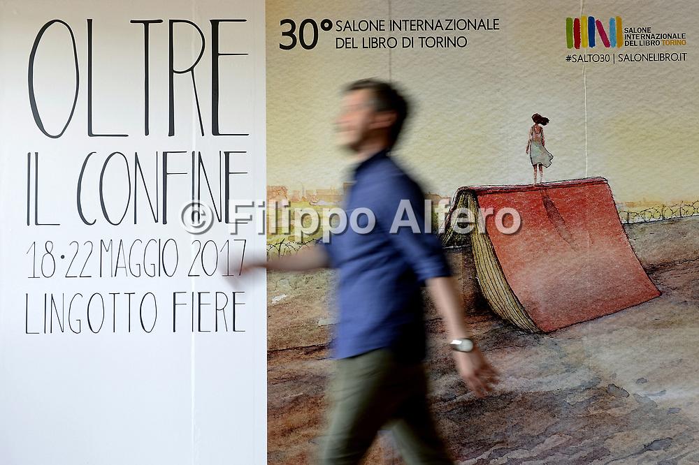&copy; Filippo Alfero<br /> Salone del Libro 2017<br /> Torino, 20/05/2017<br /> Nella foto: vitainsalto