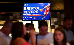 Bristol Flyers host a 2017/18 season launch event at Ashton Gate - Mandatory by-line: Robbie Stephenson/JMP - 11/09/2017 - BASKETBALL - Ashton Gate - Bristol, England - Bristol Flyers 2017/18 Season Launch