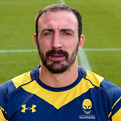 Will Spencer of Worcester Warriors - Mandatory by-line: Robbie Stephenson/JMP - 25/08/2017 - RUGBY - Sixways Stadium - Worcester, England - Worcester Warriors Headshots