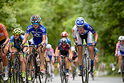 Iris Slappendel (UnitedHealthcare) battles up the double digit gradient at Thüringen Rundfarht 2016 - Stage 2 a 103km road race starting and finishing in Erfurt, Germany on 16th July 2016.