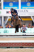 Joy Lammers - Froukittaire<br /> FEI World Breeding Jumping Championships for Young Horses 2016<br /> © DigiShots