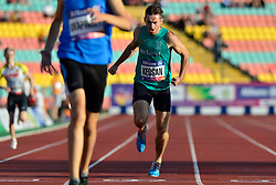 Paul Keogan, T37, IRE competing in the T37, 400m at the Berlin 2018 World Para Athletics European Championships