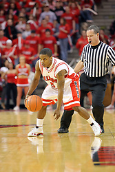 "08 December 2007: Keith ""Boo"" Richardson. The Cincinnati Bearcats take a loose against the Illinois State Redbirds 62-52 on Doug Collins Court in Redbird Arena on the campus of Illinois State University in Normal Illinois."