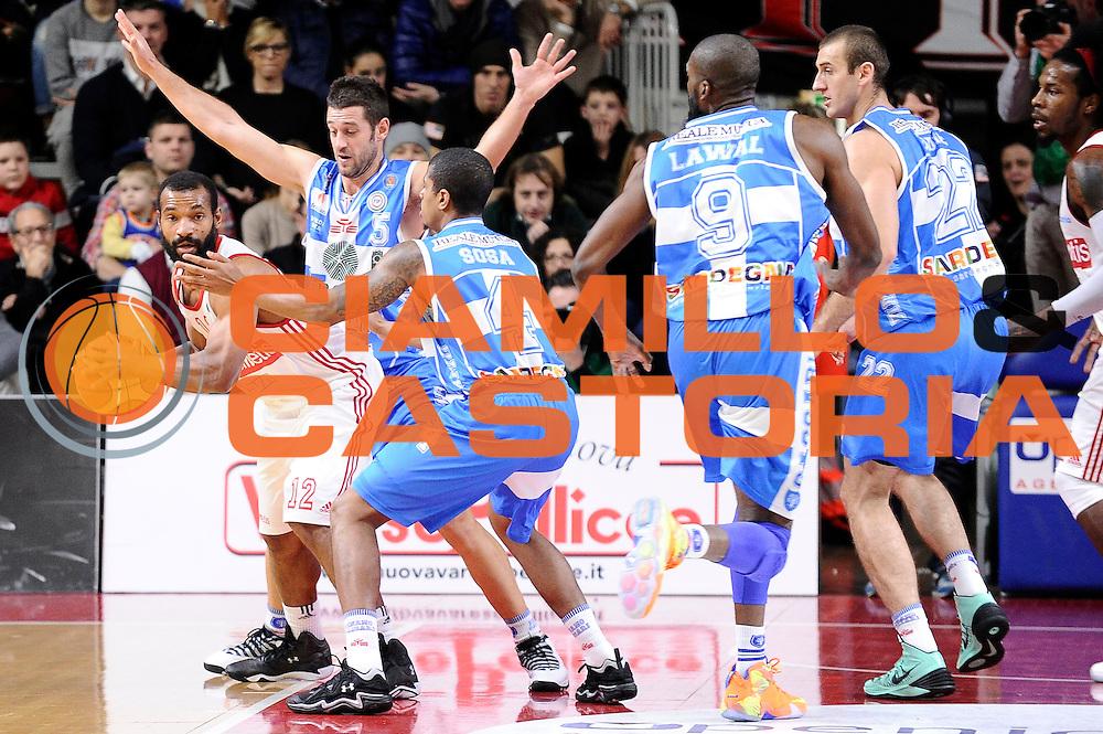 DESCRIZIONE : Varese Lega A 2014-2015 Openjob Metis Varese Banco di Sardegna Sassari<br /> GIOCATORE : Willie Deane<br /> CATEGORIA : controcampo<br /> SQUADRA : Openjob Metis Varese<br /> EVENTO : Campionato Lega A 2014-2015<br /> GARA : Openjob Metis Varese Banco di Sardegna Sassari<br /> DATA : 26/12/2014<br /> SPORT : Pallacanestro<br /> AUTORE : Agenzia Ciamillo-Castoria/Max.Ceretti<br /> GALLERIA : Lega Basket A 2014-2015<br /> FOTONOTIZIA : Varese Lega A 2014-2015 Openjob Metis Varese Banco di Sardegna Sassari<br /> PREDEFINITA :