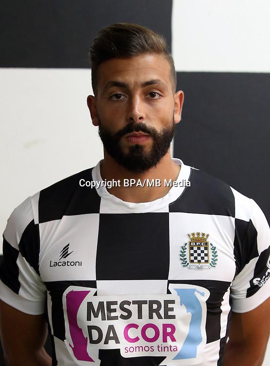 Portugal - Primera Liga NOS 2016-2017 /  <br /> ( Boavista FC ) - <br /> Tiago Manuel Oliveira Mesquita