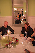 Kaskade, Dinner at restaurant Kaskaden Wirtschaft, Documenta ( 13 ), Kassel, Germany. 13 September 2012.