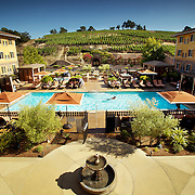 The Meritage Resort pool