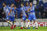 Brighton & Hove Albion v Crystal Palace 08/01/2018