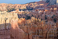 Scenic Views, the Amphitheater, Bryce Canyon National Park, located Utah, in the Southwestern United States.