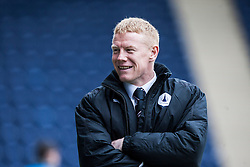 Falkirk manager Gary Holt..Falkirk 4 v 1 Morton, 4/5/2013..© Michael Schofield..