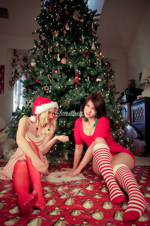 Models: Jessie James Hollywood &amp; Kristianna Kathleen<br /> Location: Clovis, CA