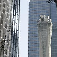Downtown, Los Angeles, Mark Jobe, street, fountain, public spaces
