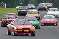 #211 J KENNEDY / L KENNEDY Nissan Skyline GTR R32  during CSCC Advantage Motorsport Future Classics as part of the CSCC Oulton Park Cheshire Challenge Race Meeting at Oulton Park, Little Budworth, Cheshire, United Kingdom. June 02 2018. World Copyright Peter Taylor/PSP.