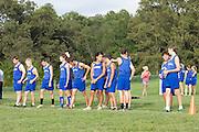 September/5/12:  MCHS Boys Cross Country vs East Rockingham and Fluvanna