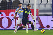 Foto LaPresse/Filippo Rubin<br /> 26/12/2018 Ferrara (Italia)<br /> Sport Calcio<br /> Spal - Udinese - Campionato di calcio Serie A 2018/2019 - Stadio &quot;Paolo Mazza&quot;<br /> Nella foto: KEVIN LASAGNA (UDINESE)<br /> <br /> Photo LaPresse/Filippo Rubin<br /> December 26, 2018 Ferrara (Italy)<br /> Sport Soccer<br /> Spal vs Udinese - Italian Football Championship League A 2018/2019 - &quot;Paolo Mazza&quot; Stadium <br /> In the pic: KEVIN LASAGNA (UDINESE)