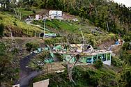 March 22, 2018, Yabucoa, Puerto Rico, USA: Yabucoa 6 months after Hurricane Maria.  Hurricane Maria made landfall in Yabucoa on September 20, 2017.