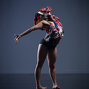 Dancer Eliza Sanders, portraits
