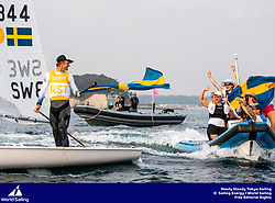 Ready Steady Tokio Sailing 2019. ©PEDRO MARTINEZ/SAILING ENERGY/WORLD SAILING<br /> 22 August, 2019.