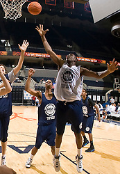 PF Dante Taylor (Ft. Washington , MD / National Christian). The NBA Player's Association held their annual Top 100 basketball camp at the John Paul Jones Arena on the Grounds of the University of Virginia in Charlottesville, VA on June 19, 2008