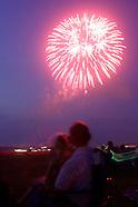 2006 - WPAFB Tattoo Fireworks