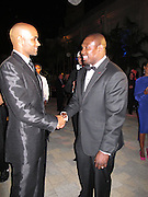 Boris Kodjoe and Warren Braithwaite..Surreal4Real Charity Event Benefiting The Little Princess Foundation & Haven Hills..Vibiana..Los Angeles, CA, USA..Wednesday, June 02, 2011..Photo By CelebrityVibe.com..To license this image please call (212) 410 5354; or.Email: CelebrityVibe@gmail.com ;.website: www.CelebrityVibe.com
