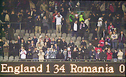 Twickenham. England. RFU Twickenham Stadium UK©  Intersport  Images  020 8 392 6656<br /> email images@Intersport .co.uk<br /> Photo Peter Spurrier.<br /> The Investec Challenge. 17th Nov 2001<br /> England v Romania - Twickenham.<br /> Final Score