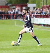 Kostadin Gadzhalov - Brechin City v Dundee, pre-season friendly at Glebe Park<br />