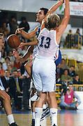Qualif. Campionato Europeo Reggio Calabria 1994 Italia-Francia<br /> paolo moretti