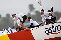 2008 Monsoon Cup. Adam Minoprio  (Sunday the 7th December 2008). .