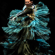 16.02.2016 Flamenco Festival London Ballet Flamenco Voces Suite Flamenco at Sadlers Wells  London UK danced by Sara Baras