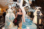 ELLA KRASNER, Unveiling of the Dior Christmas Tree by John Galliano at Claridge's. London. 1 December 2009<br /> ELLA KRASNER, Unveiling of the Dior Christmas Tree by John Galliano at Claridge's. London. 1 December 2009 *** Local Caption *** -DO NOT ARCHIVE-© Copyright Photograph by Dafydd Jones. 248 Clapham Rd. London SW9 0PZ. Tel 0207 820 0771. www.dafjones.com.