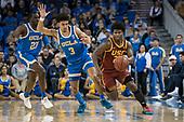 NCAA Basketball-Southern California at UCLA-Jan. 11, 2020