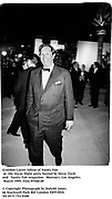 Graydon Carter, Editor of Vanity Fair  at  the Oscar Night party hosted by Steve Tisch and  Vanity Fair. Morton's. Los Angeles. March 1995. Film 95540/21<br />© Copyright Photograph by Dafydd Jones<br />66 Stockwell Park Rd. London SW9 0DA<br />Tel 0171 733 0108