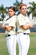 FIU Women's Softball Team Photos 2013