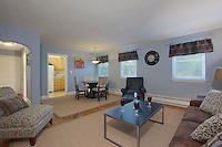 Interior image of  Mount Ridge Apartments model unit by Jeffrey Sauers of Commercial Photographics