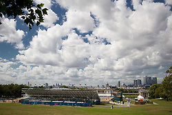 OVERVIEW EQUESTRIAN STADIUM GREENWICH PARK<br />