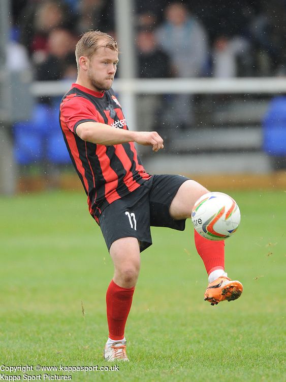 Andy Hall, Kettering, Kettering Town v Daventry Town Southern League Division One Central, 25th August 2014