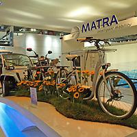 Matra i-flow with Matra GEM e2, Paris Motor Show 2010