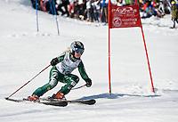 Francis Piche Invitational j5 1st run at Gunstock March 19, 2010.