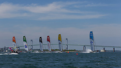 2nd June 2016. World Match Racing Tour Newport RI.