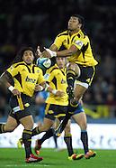Rugby - S15 Hurricanes v Bulls