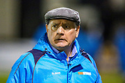 Maidenhead United manager Alan Devonshire during the Vanarama National League match between Maidenhead United and Havant & Waterlooville FC at York Road, Maidenhead, United Kingdom on 26 March 2019.